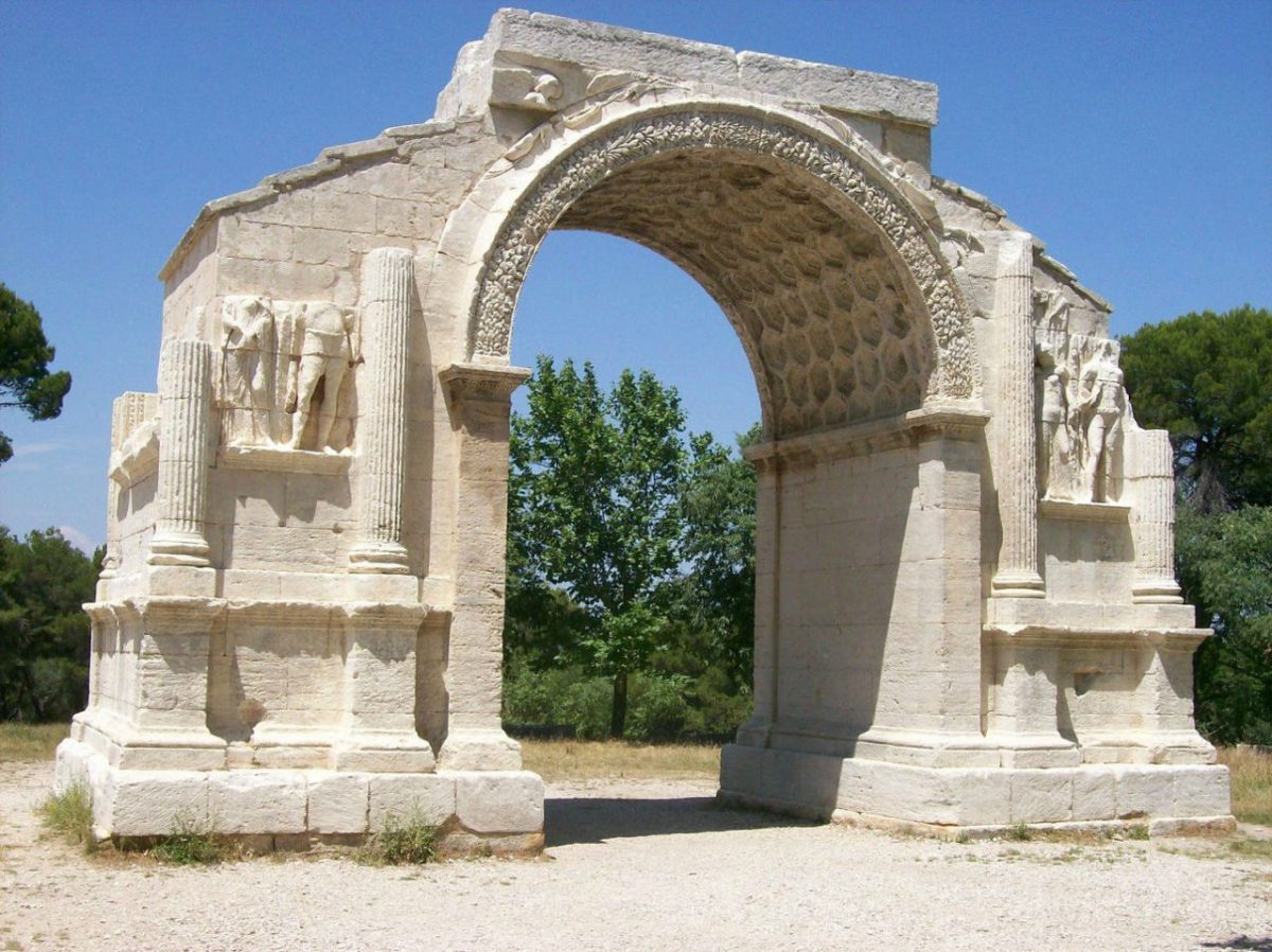 Les Antiques de Saint-Rémy-de-Provence