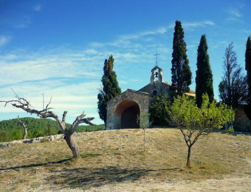 La Chapelle Sainte Sixte à Eygalières