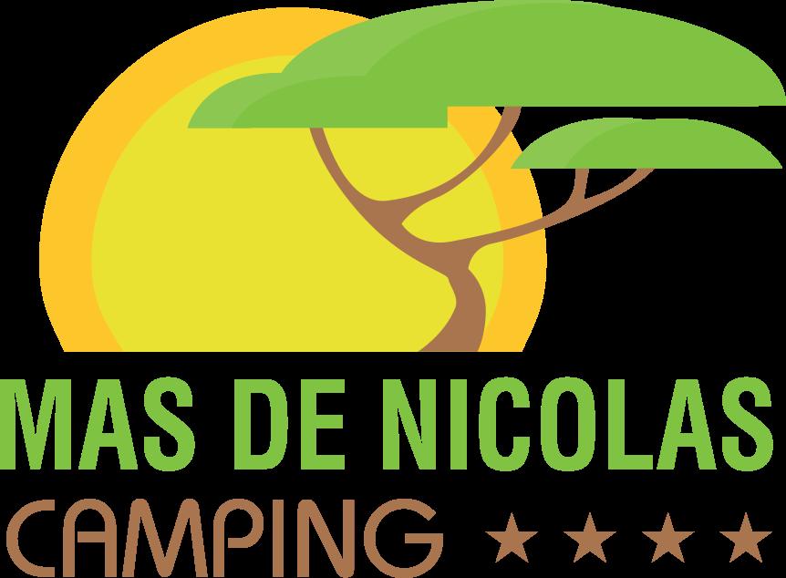 Camping Le Mas de Nicolas Logo