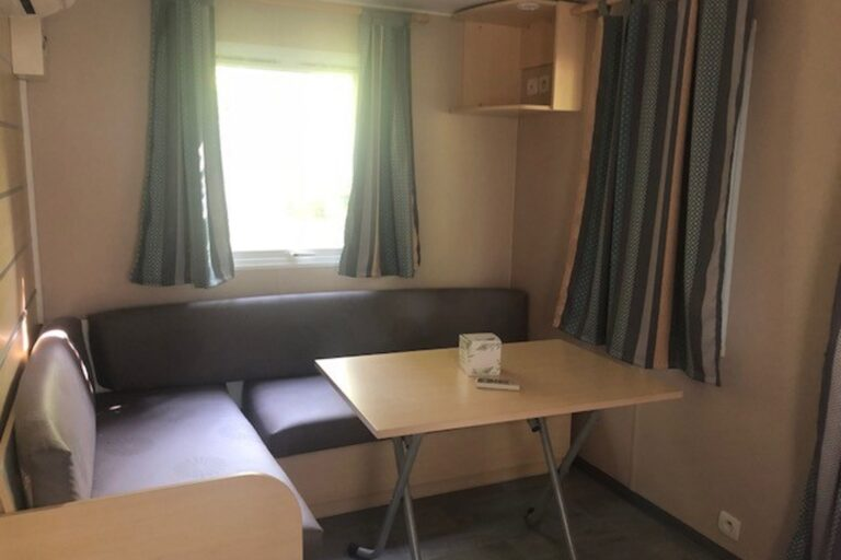 Location mobile home 2 personnes St remy de Provence