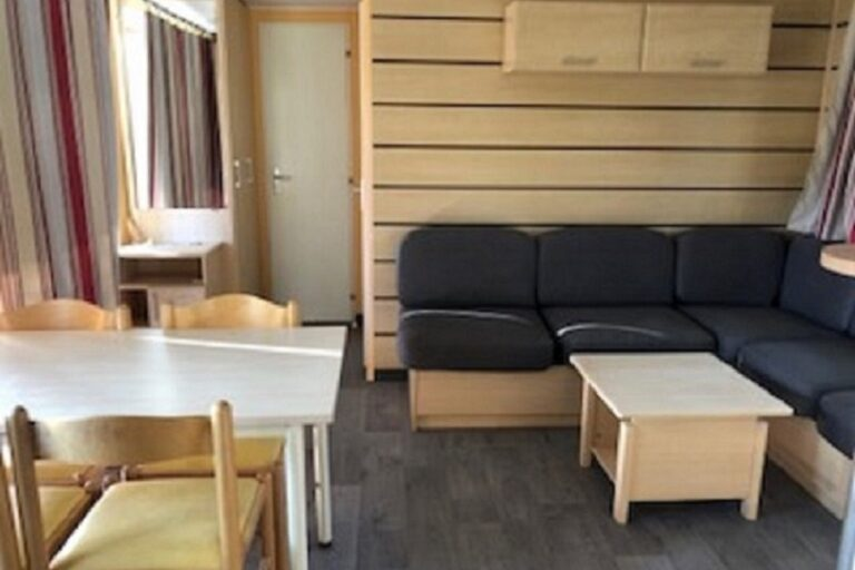 Location Mobile Home 4-5 personnes à Saint rémy de provence